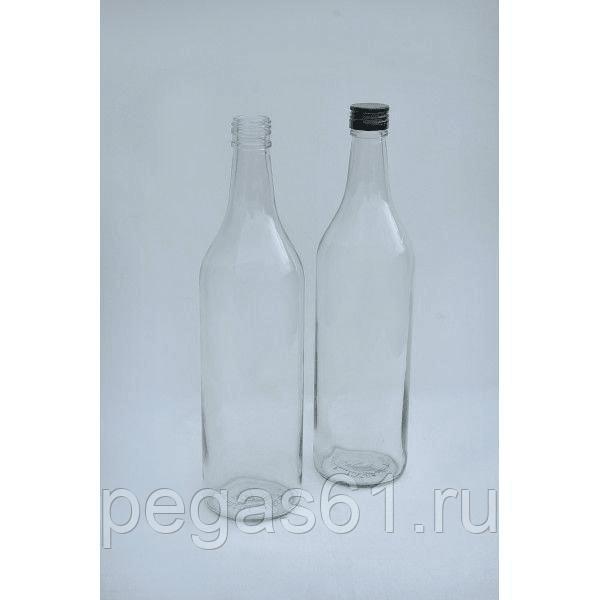 Бутылка ВДК 1 литр,